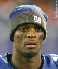 Former Giants Wide Receiver Plaxico Burress